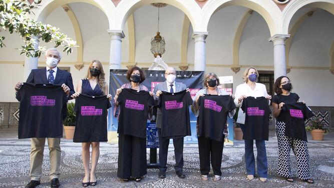  160 alumnos de bachillerato participarán en la Noche de los Investigadores con el centro europeo de Diputación