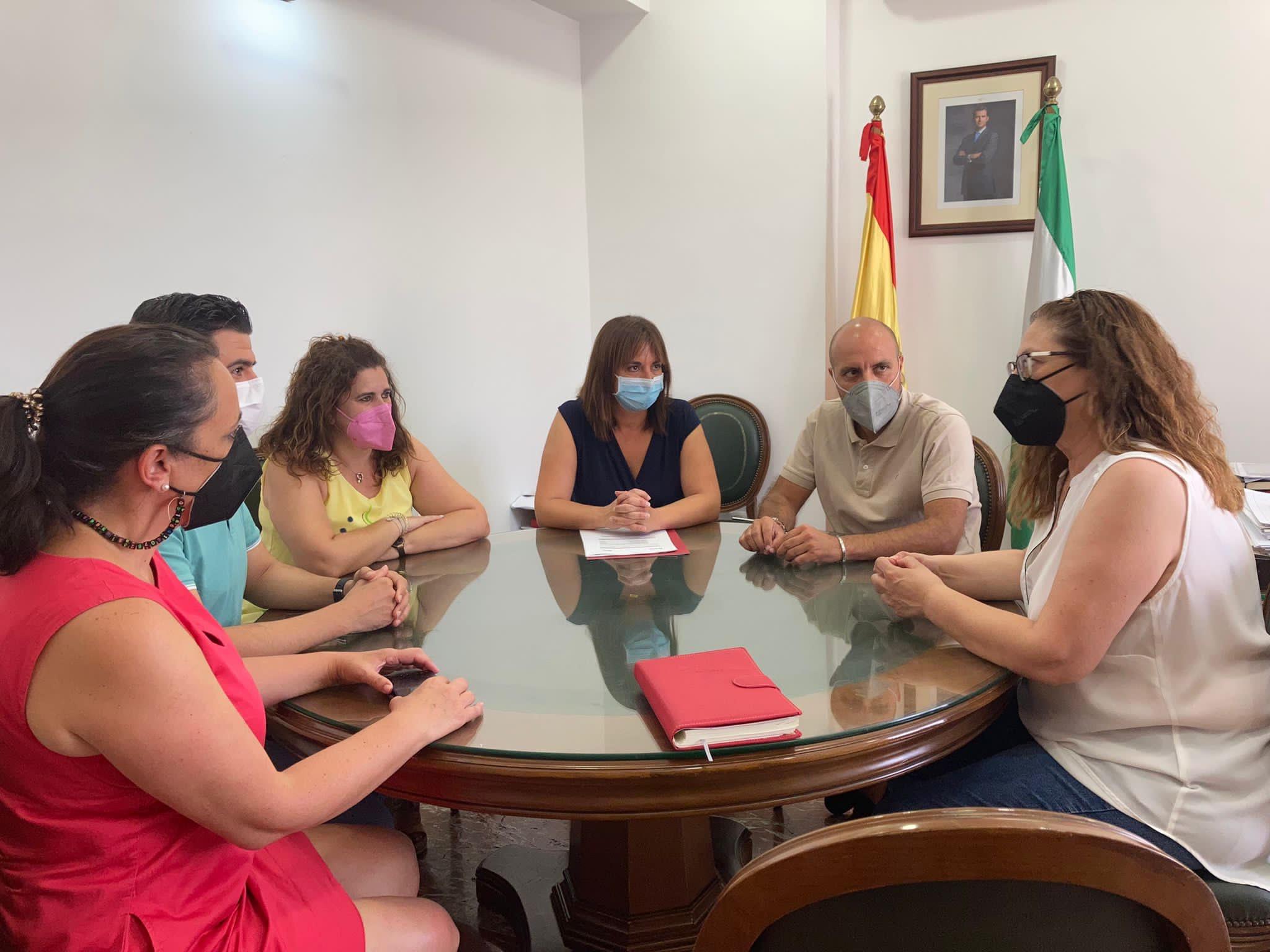 Diputación destinará 60.000 euros para mejorar la empleabilidad de personas vulnerables de Otura