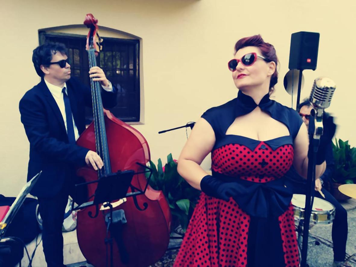 'La Petite Suite Band' llevará su swing y jazz a la Torre de la Alquería de Huétor Tájar