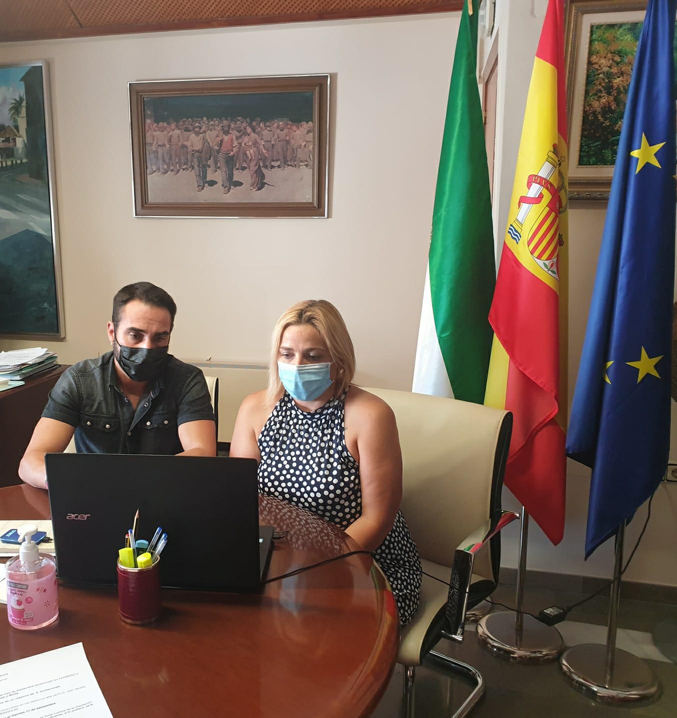 La Zubia pone a disposición de la Junta de Andalucía los terrenos para construir su tercer instituto