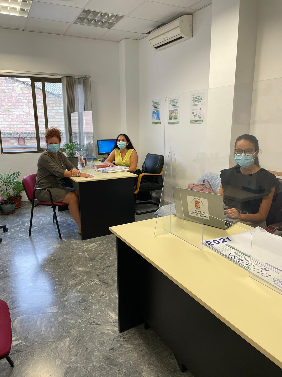 Vegas del Genil abre una bolsa de trabajo de emergencia social para ayudar a sus vecinos más afectados por la crisis del coronavirus