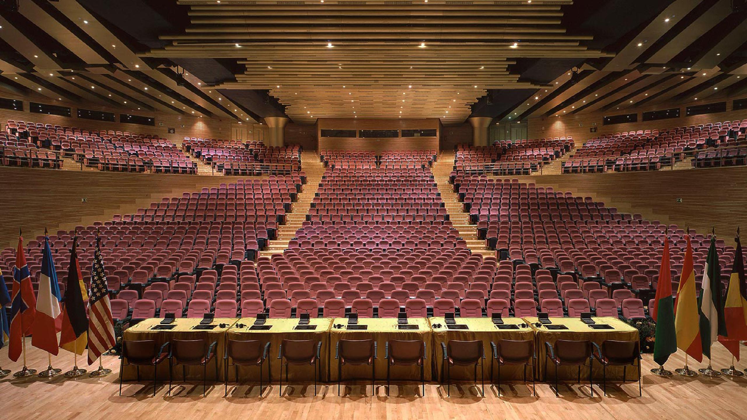 VOX pide a Cuenca que convoque la mesa de trabajo del Palacio de Congresos y Exposiciones de Granada