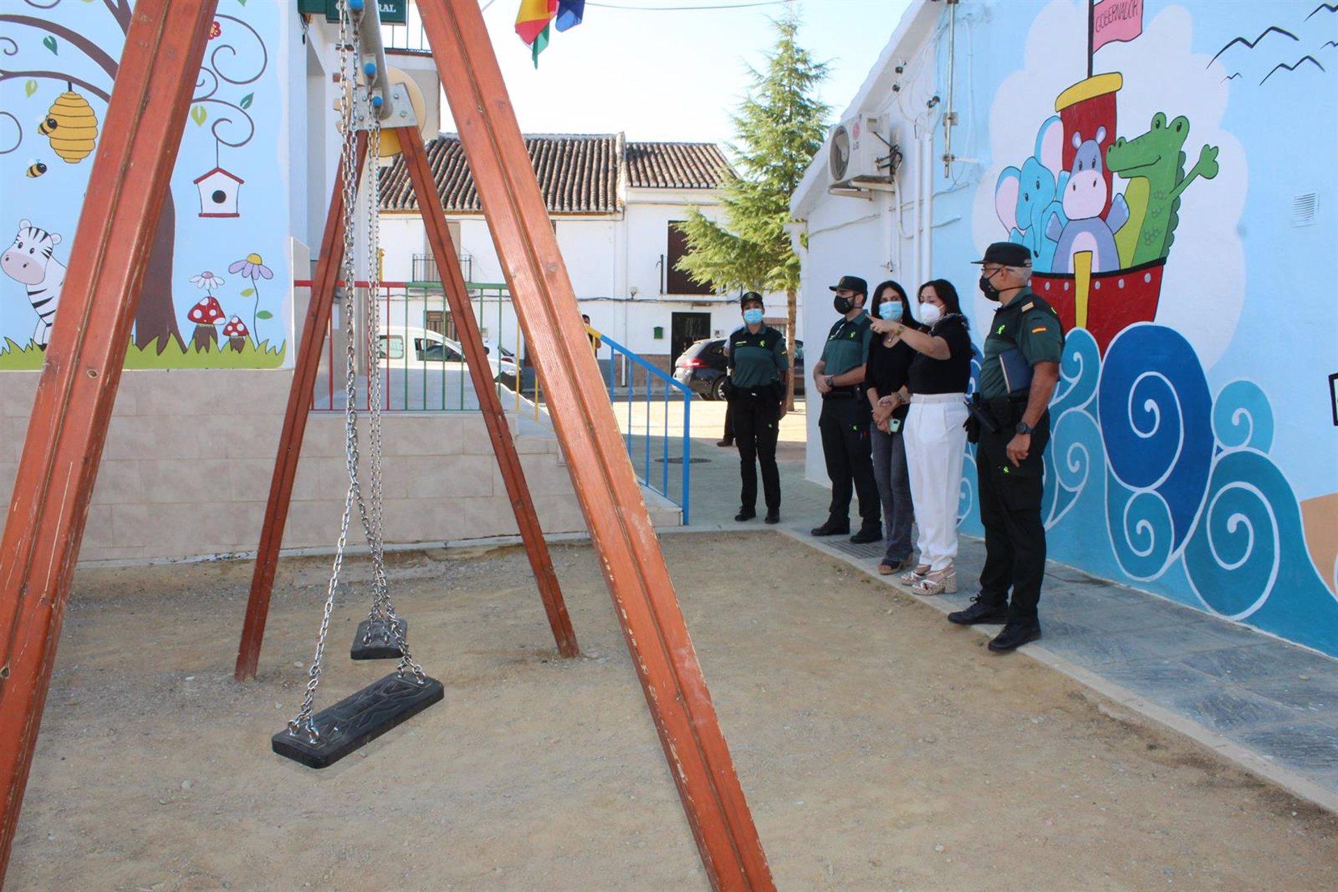Gobernador contará con un nuevo parque infantil gracias a la inversión del PFEA
