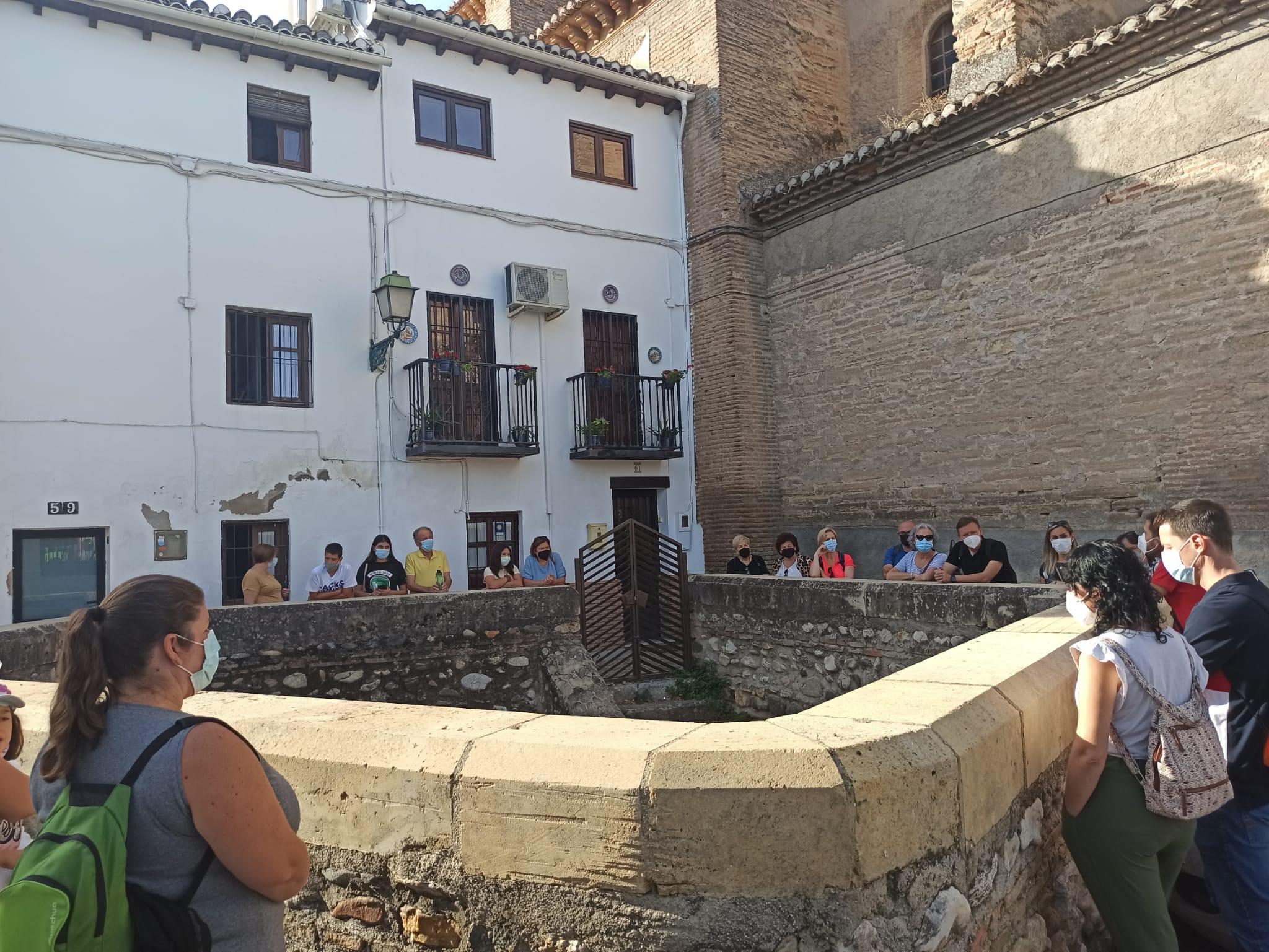 El Ayuntamiento de Otura lleva a sus vecinos a conocer la Dobla de Oro
