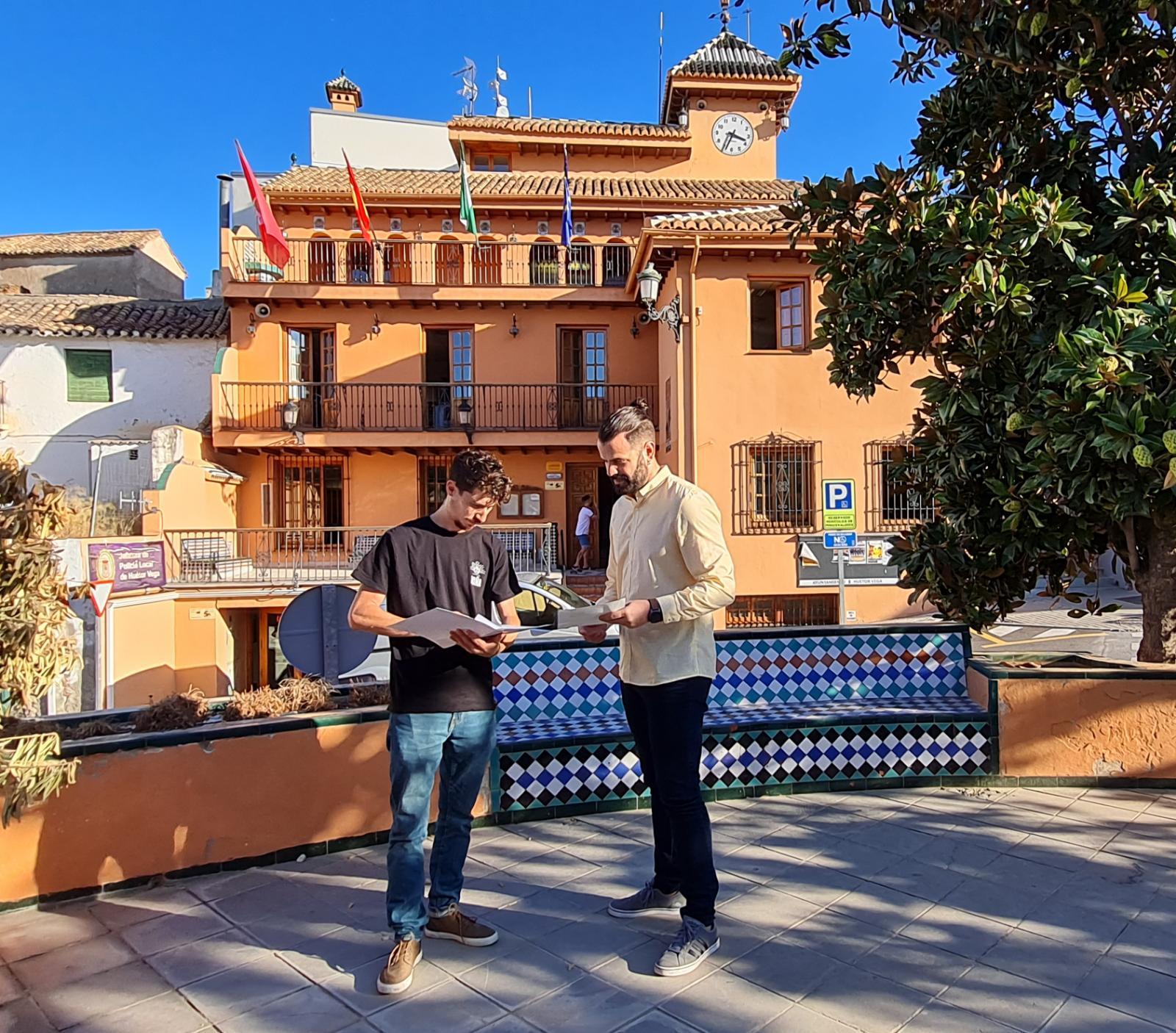 IU Huétor Vega solicita al Ayuntamiento nuevas dependencias para la agrupación de Protección Civil