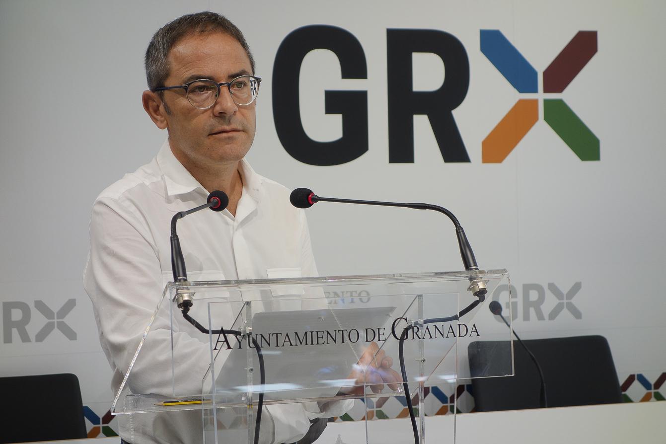 El Ayuntamiento presenta el proyecto de Santa Adela a los premios Andalucía de Urbanismo 2021