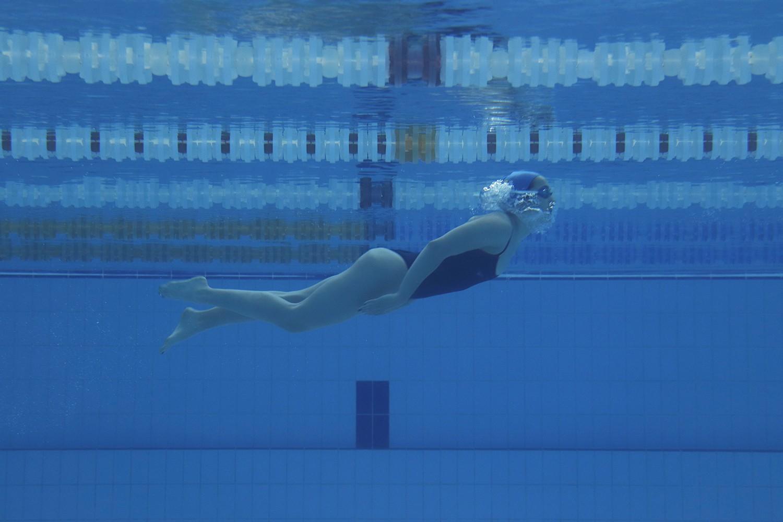 La piscina de la Facultad de Ciencias del Deporte contará con un sistema inteligente para prevenir ahogamientos y monitorizar los registros de los nadadores