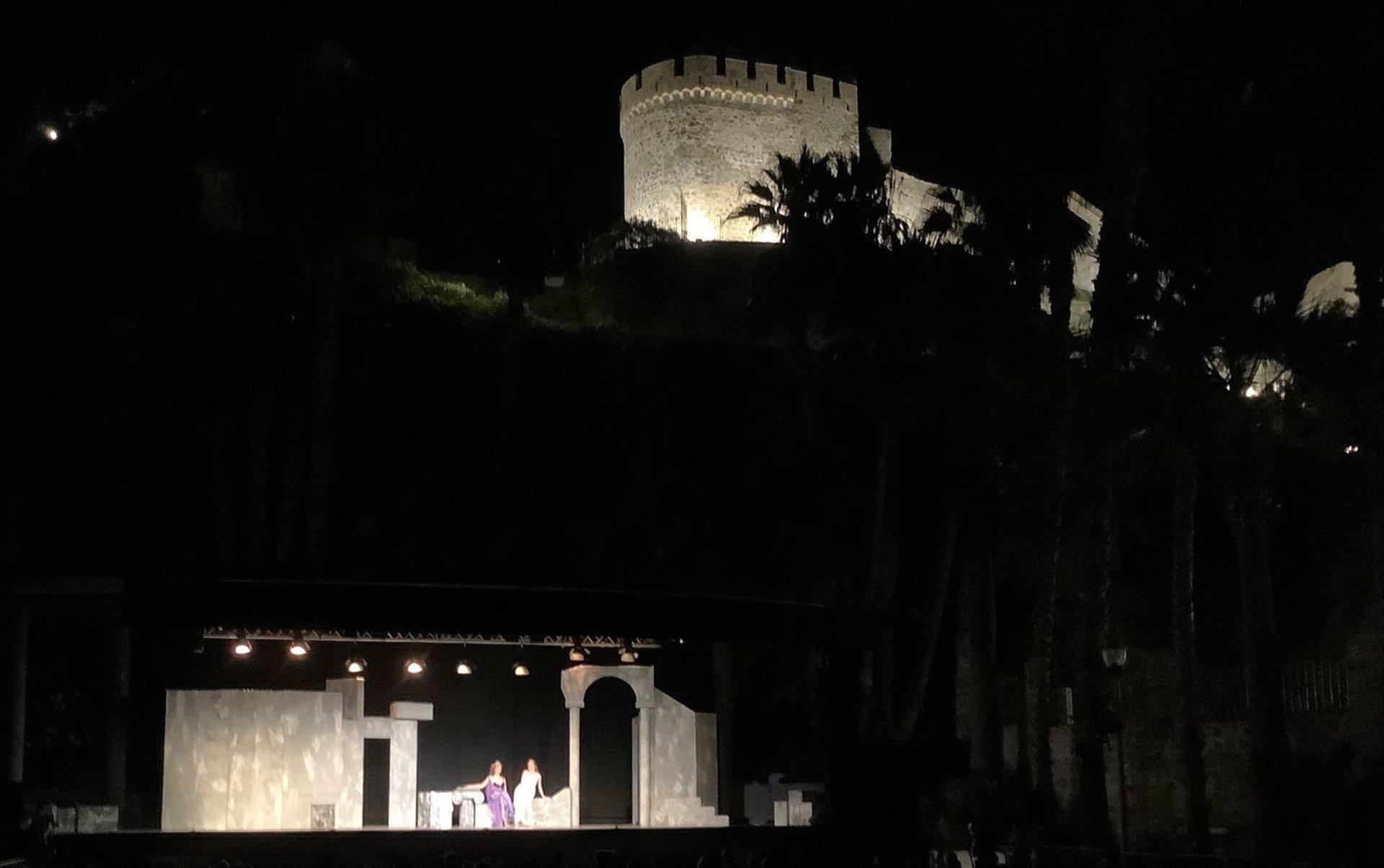 Almuñécar celebra su XIII Festival de Teatro Grecolatino