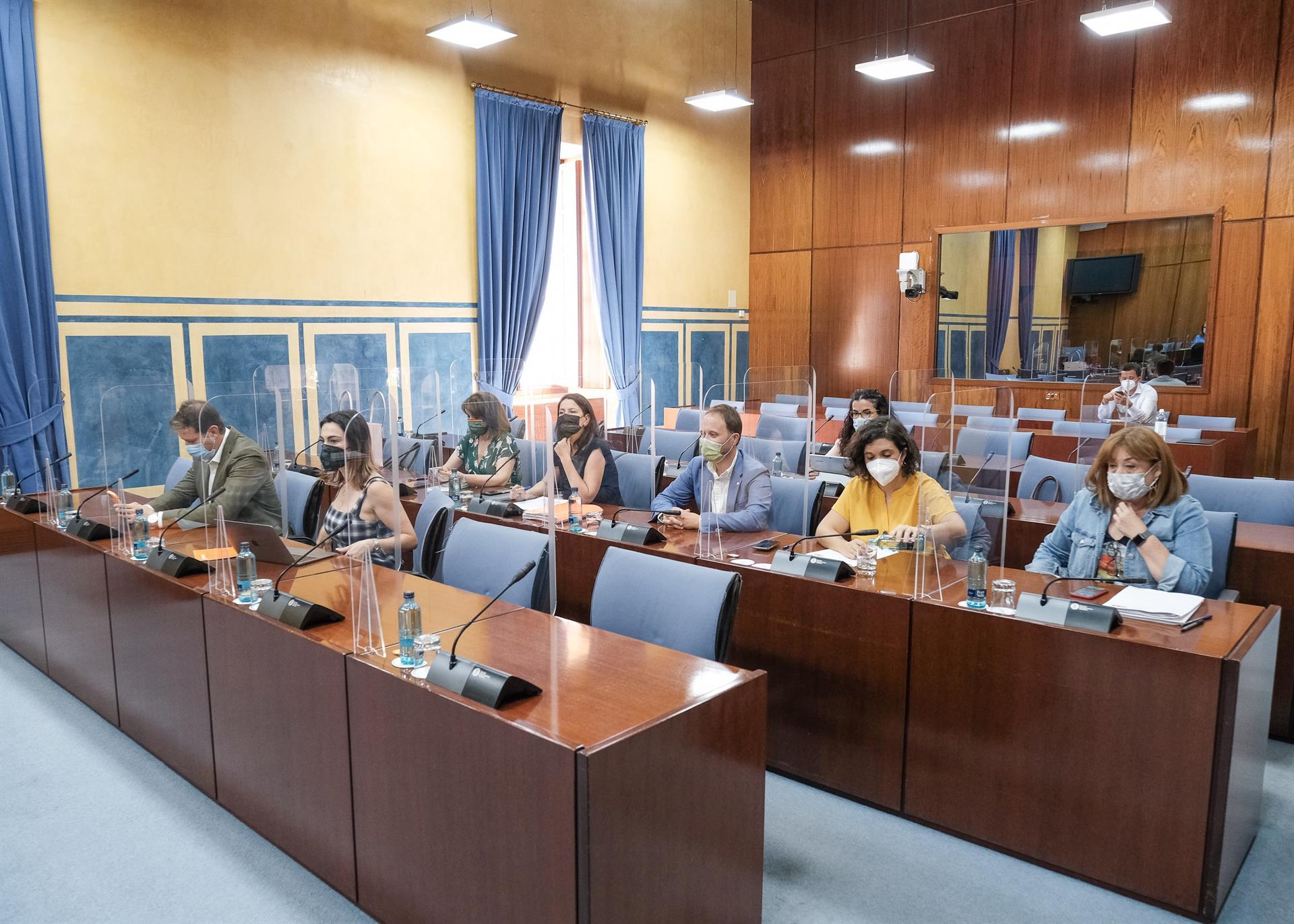 La comisión de investigación de la Faffe retoma el viernes las comparecencias y cita a la mujer de Espadas