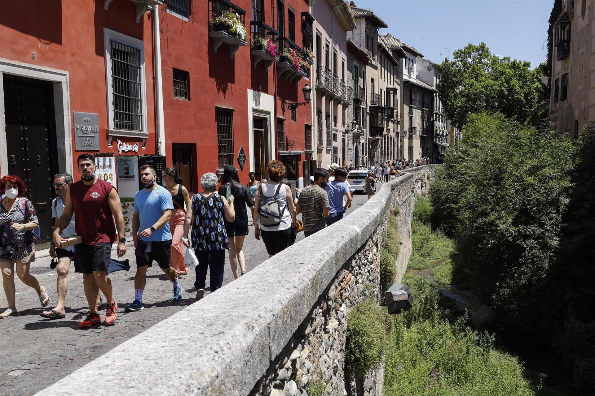 Septiembre arranca con una ocupación de hasta el 75 por ciento y predominio del turista nacional