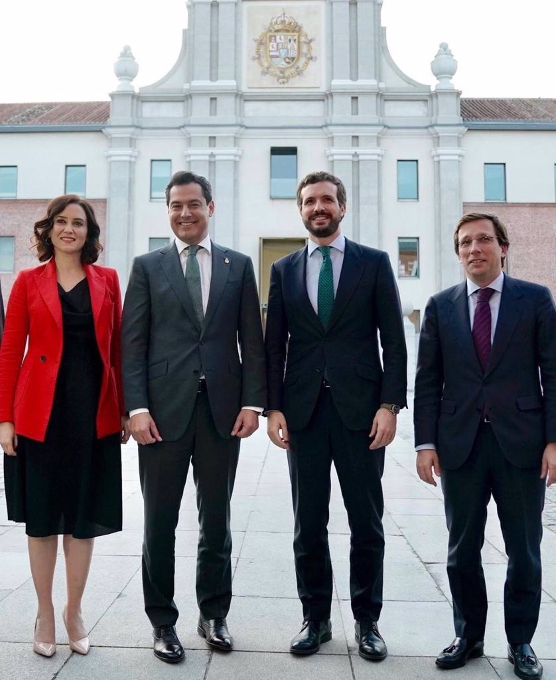Moreno defiende que el PP de Madrid tiene «mucha capacidad» y «cuando corresponda» elegirá su liderazgo en su congreso