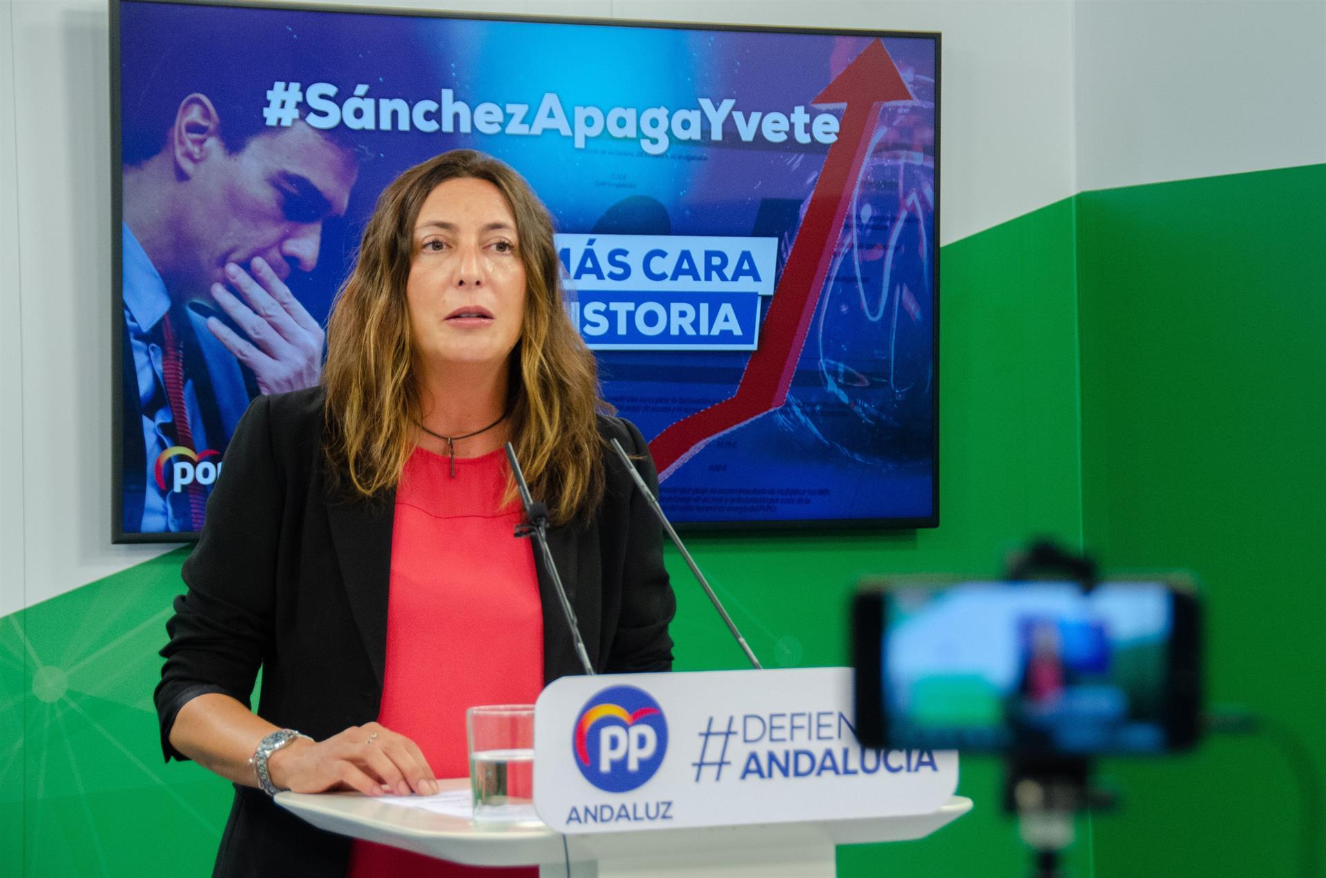 PP expresa «serias dudas» sobre disposición de Espadas ante Presupuesto de 2022 porque «es el delegado de Sánchez»