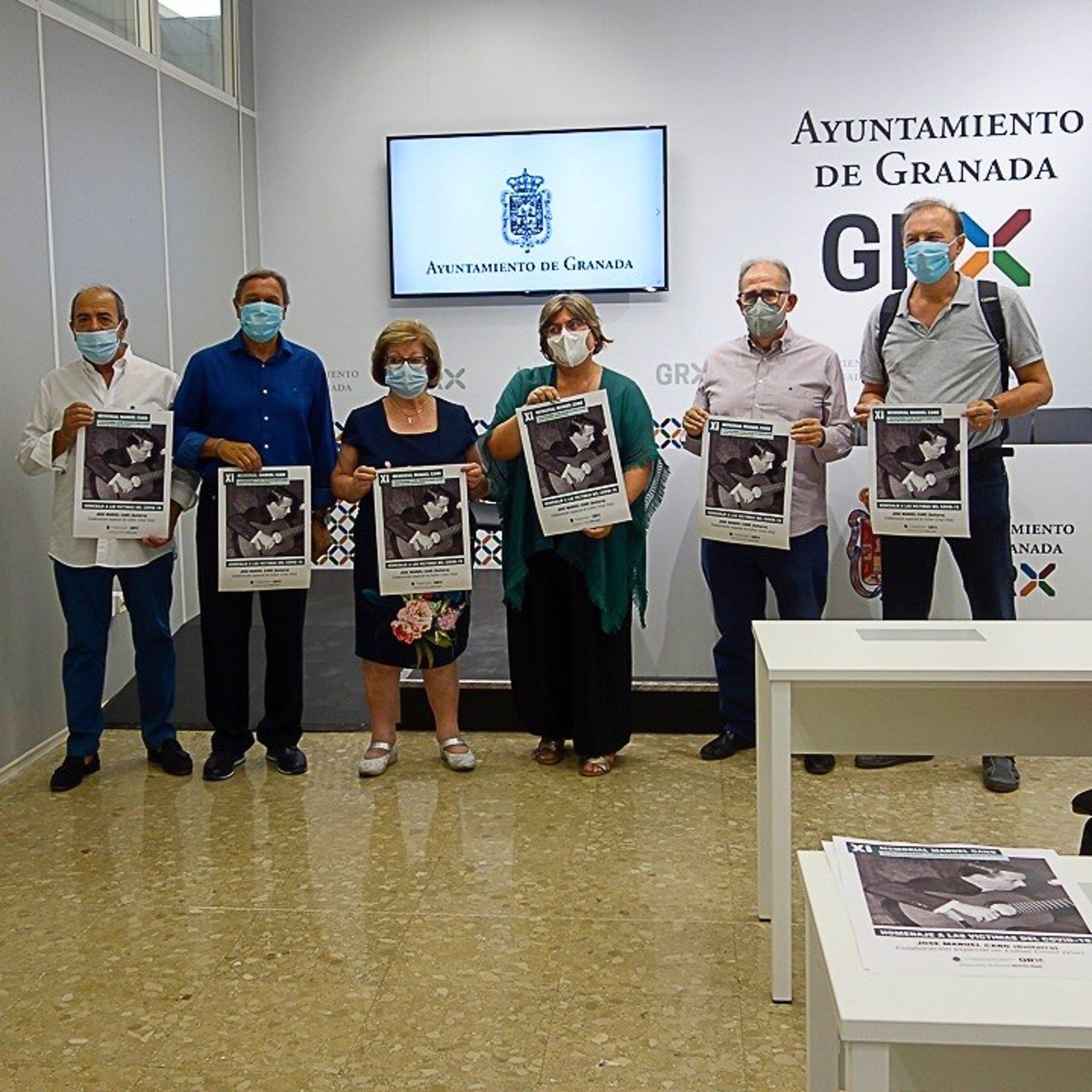 El Palacete de Quinta Alegre acoge el 17 de septiembre el memorial Manuel Cano