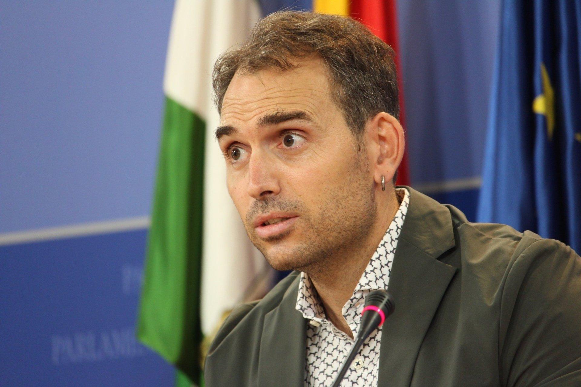 Valero emplaza a Moreno a «convencer» a Casado para que el PP no sea el «principal obstáculo» a reformar la financiación