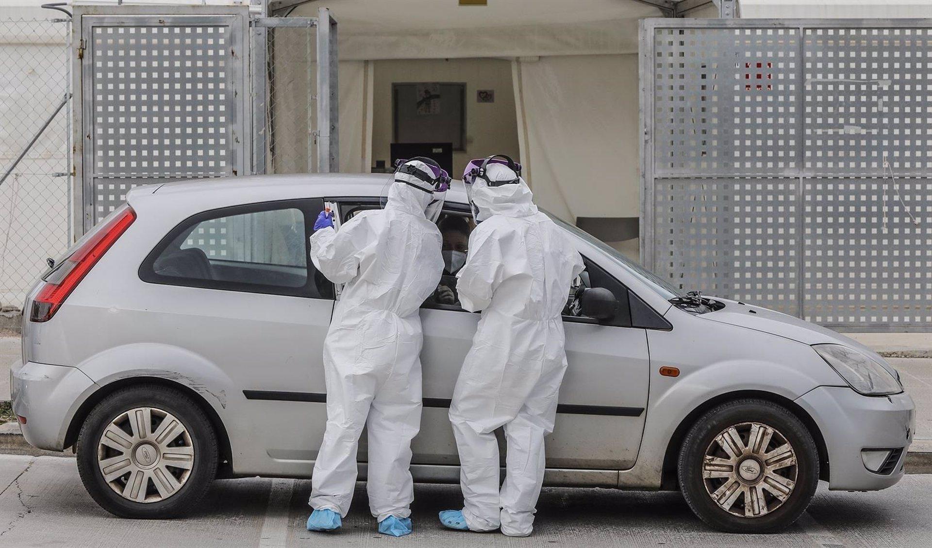 Andalucía registra 292 casos, mejor dato desde el 30 de marzo, y diez muertes y su tasa baja a 69