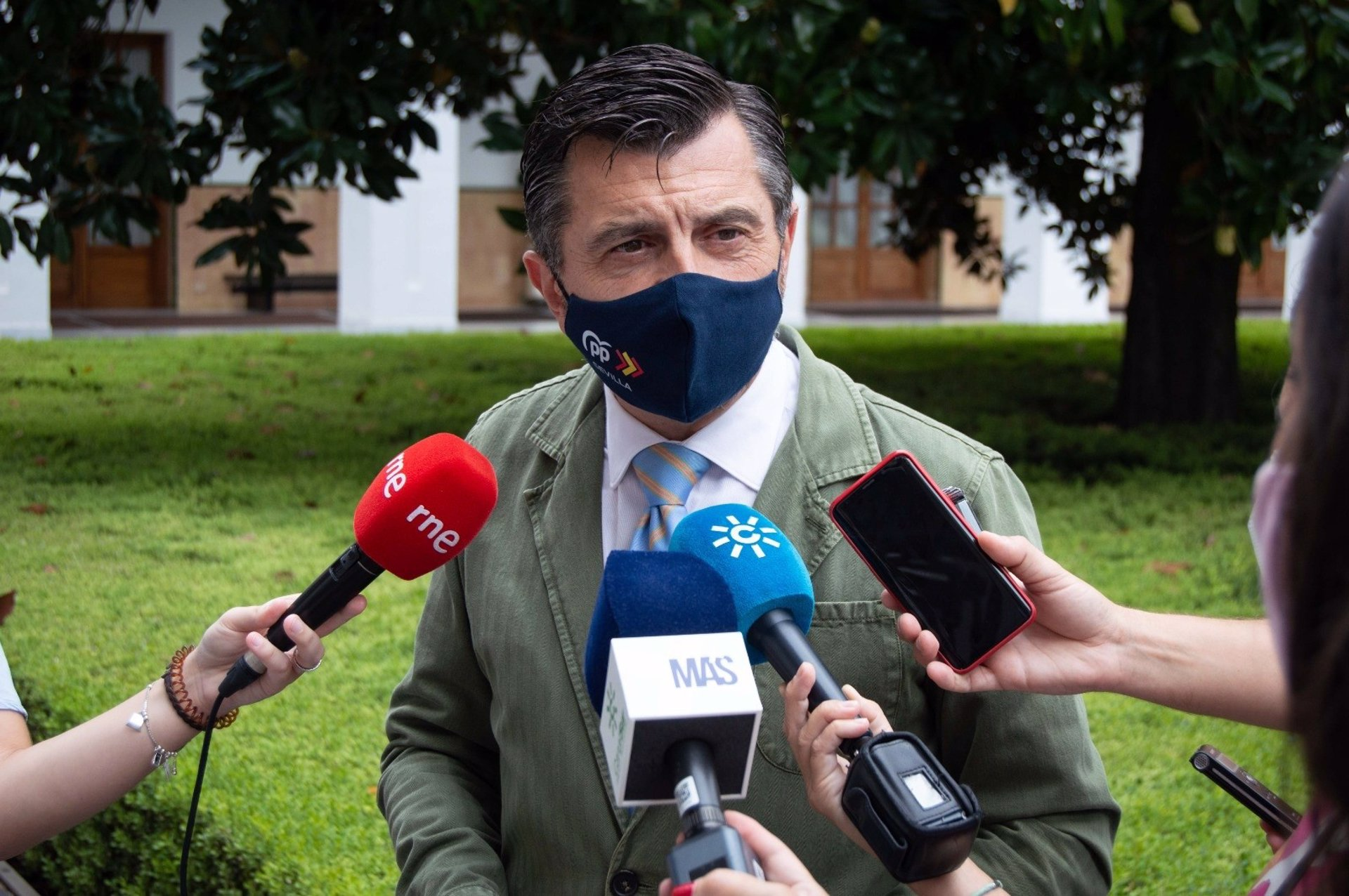 PP-A reclama a Espadas que apoye la petición de Moreno a Sánchez sobre la mesa bilateral del Gobierno con Andalucía