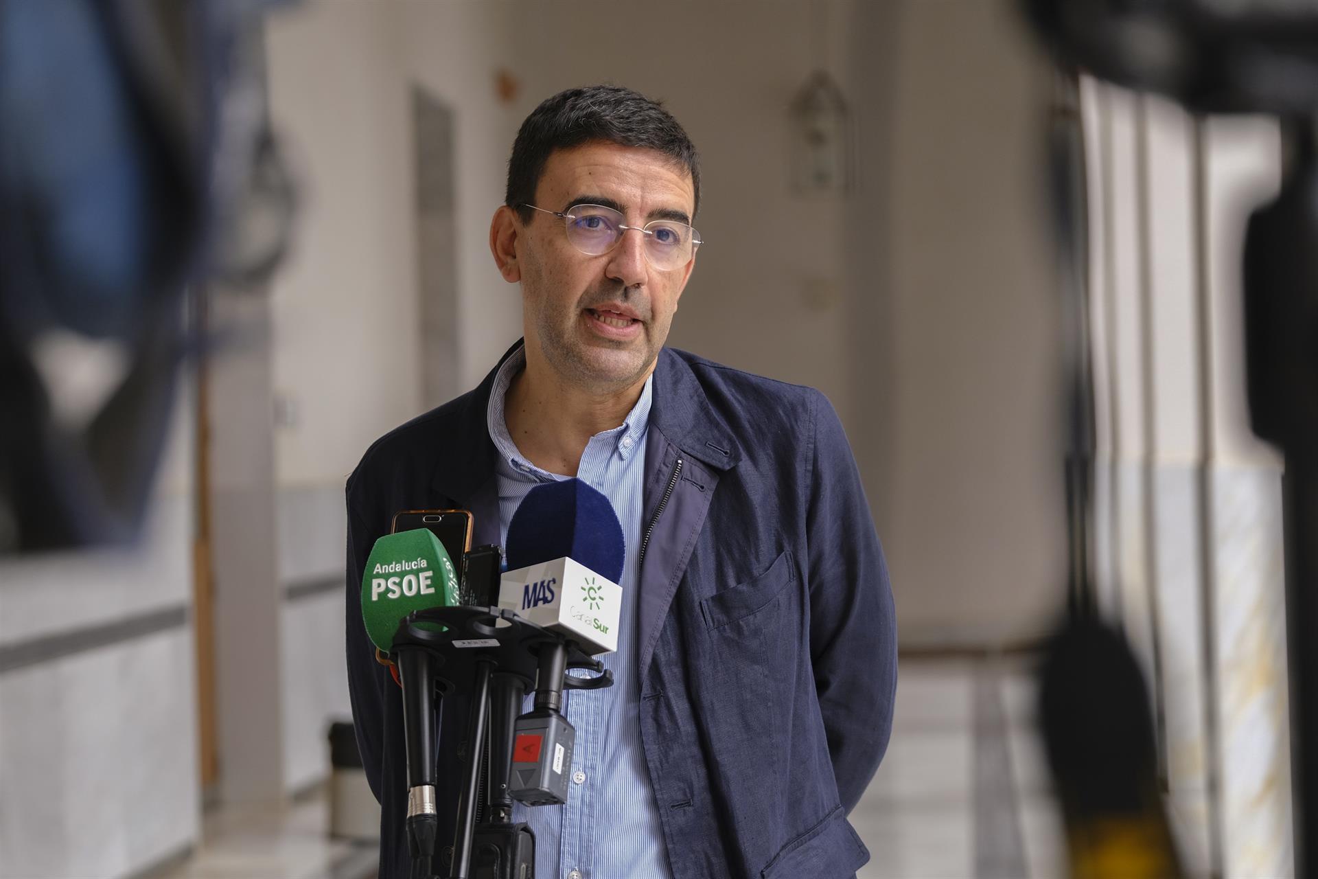 PSOE señala que si PP sigue directrices de Ayuso en financiación sería «la ruina para servicios públicos en Andalucía»