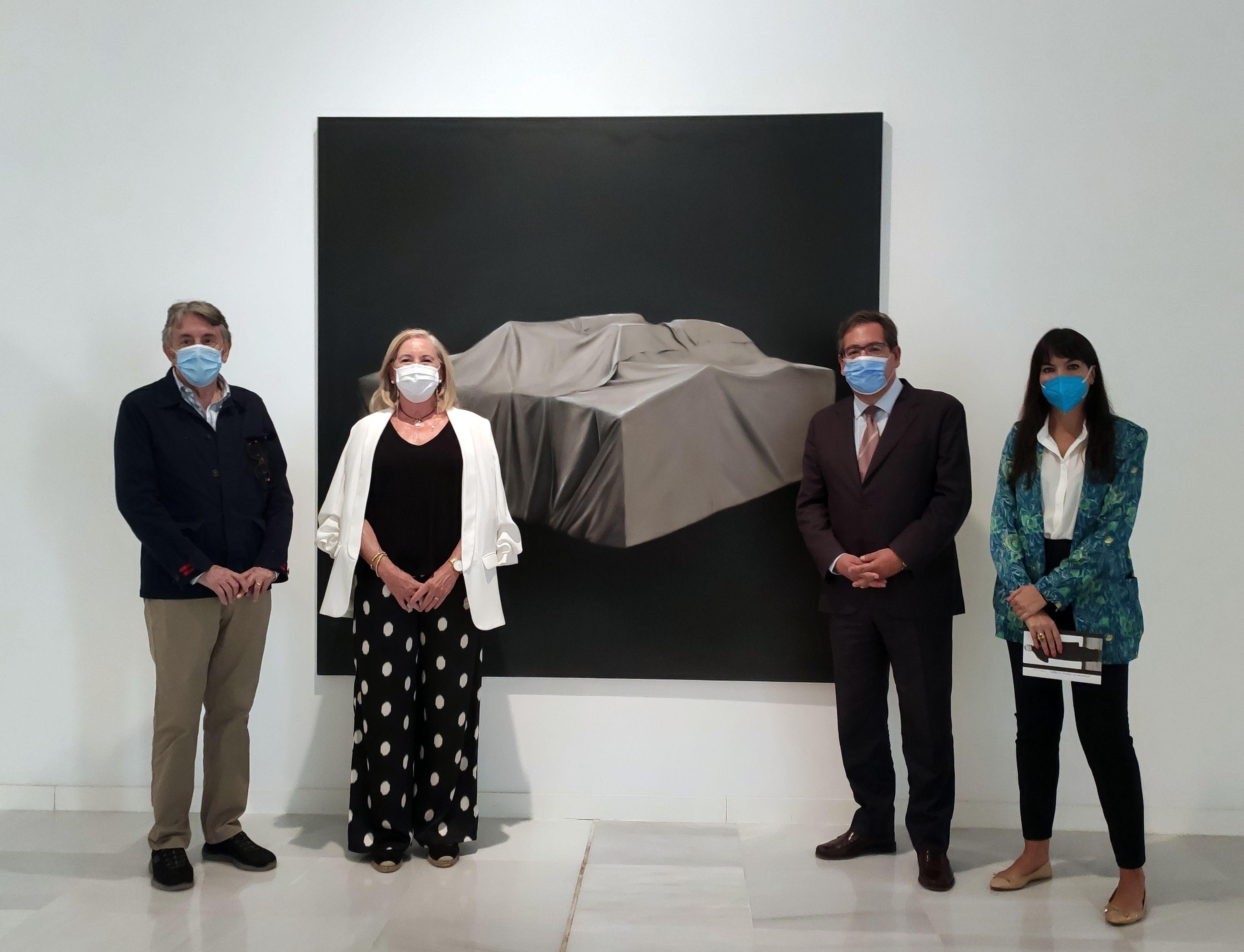 'Armonías en blanco y negro' en el Centro Cultural CajaGranada