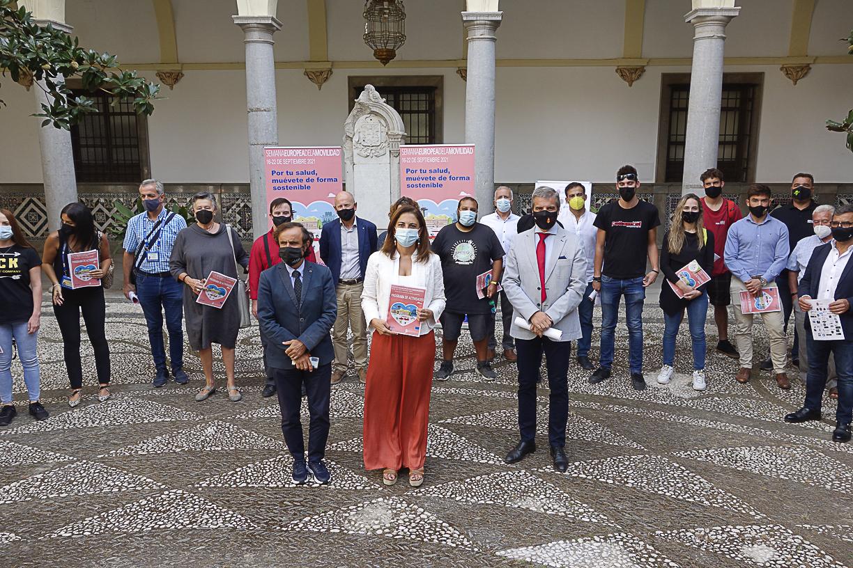 Granada recupera los domingos sin coche buscando una ciudad más sostenible