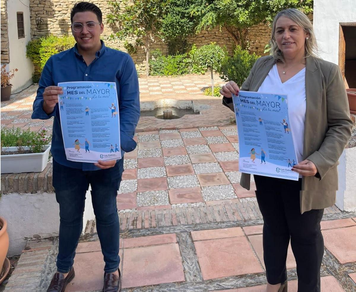 Las Gabias homenajeará a los mayores del municipio con actividades durante octubre