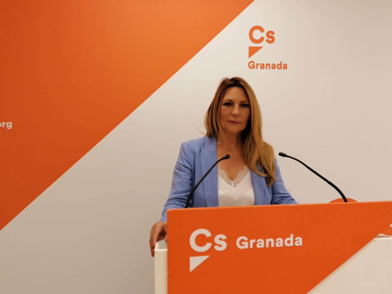 Cs considera un récord histórico la incorporación de 2.000 nuevos beneficiarios de Granada al sistema de atención a la Dependencia