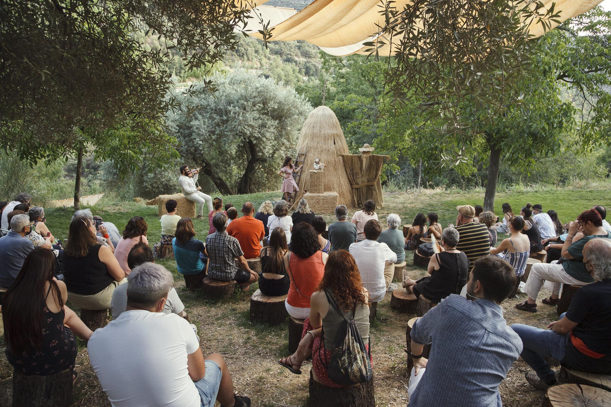La compañía Títeres Etcétera representará varios espectáculos en Güéjar Sierra durante el puente del Pilar