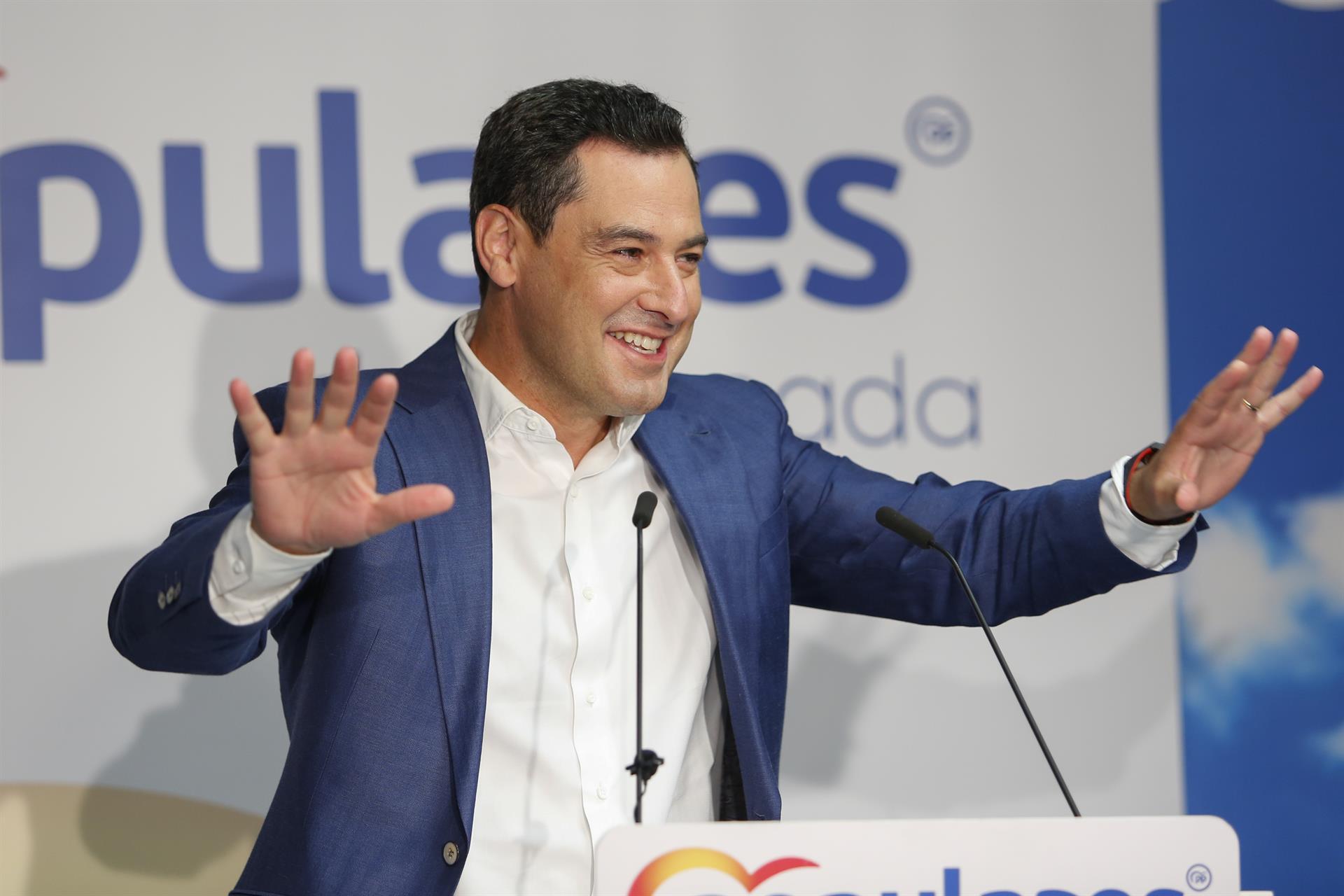 El PP-A se cita en Granada el 19, 20 y 21 de noviembre para su Congreso Regional
