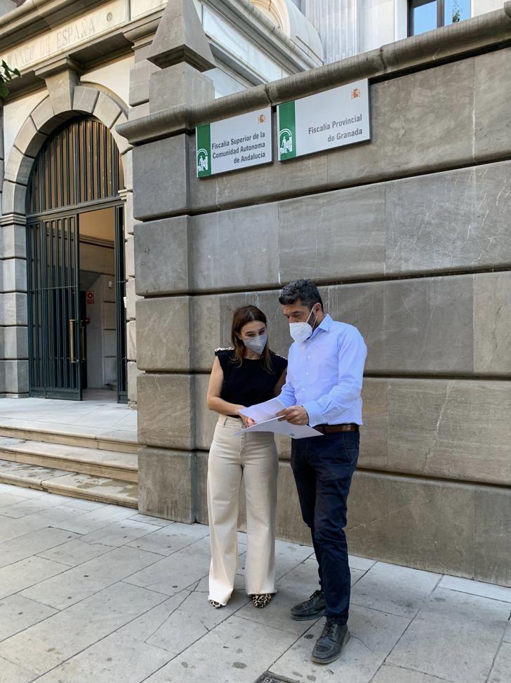 El PSOE eleva a la Fiscalía el pago con fondos públicos realizado por la alcaldesa de Motril para saldar una condena