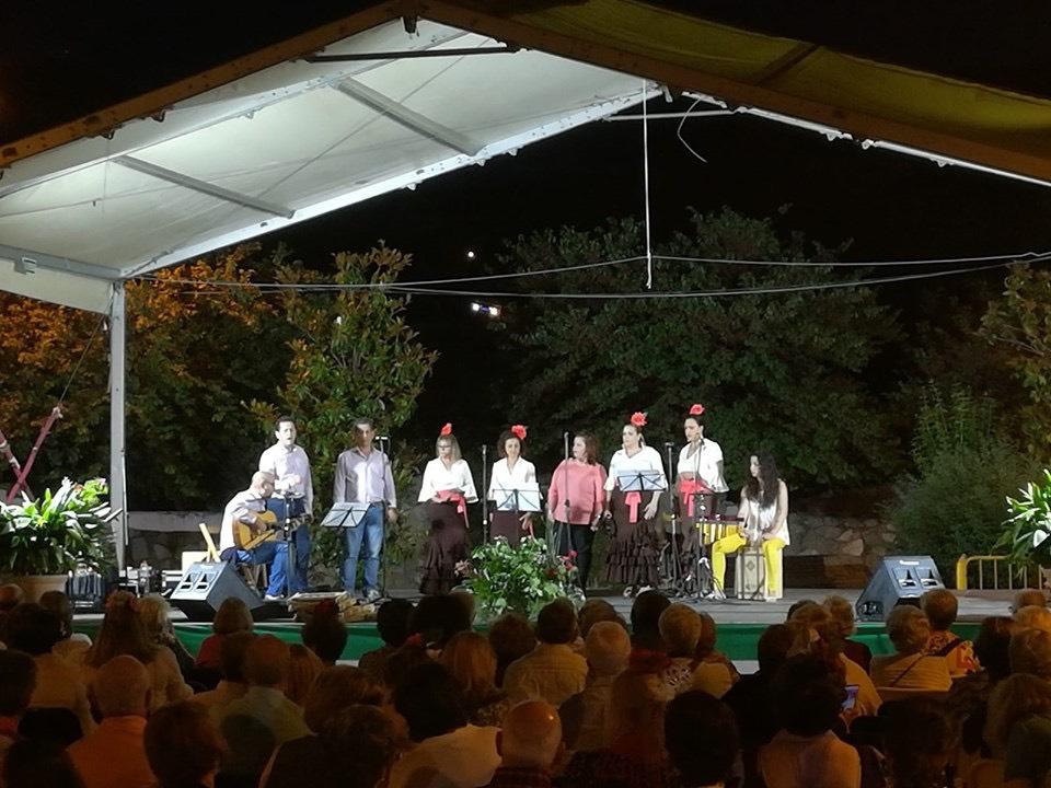 Monachil retoma su Encuentro de Coros Rocieros, que cumple doce años de vida