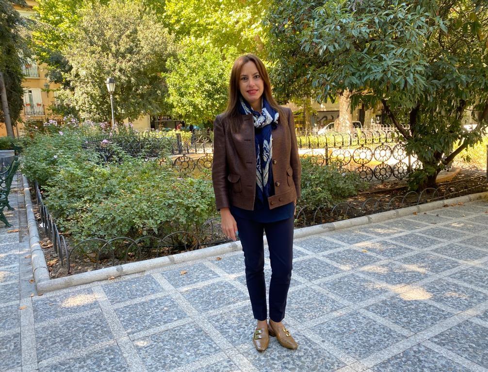 VOX pide ubicar parques infantiles en las plazas del centro de Granada