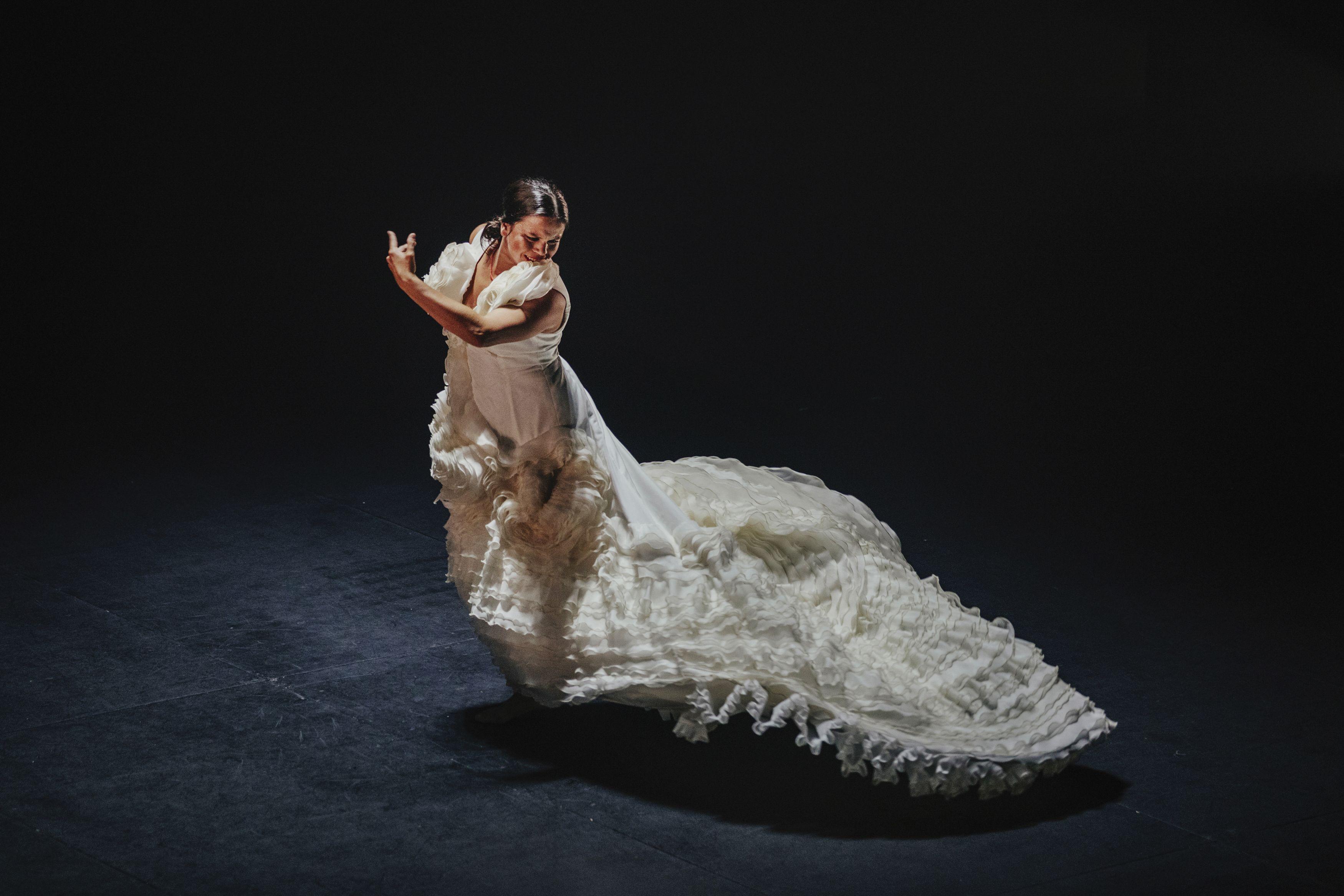 Lin Cortés, María Moreno y Arcángel plantel para el segundo fin de semana de 'Flamenco viene del Sur'