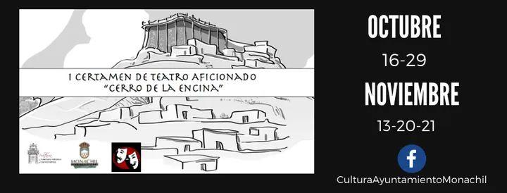 """Monachil acoge el primer certamen de teatro aficionado """"Cerro de la Encina"""""""