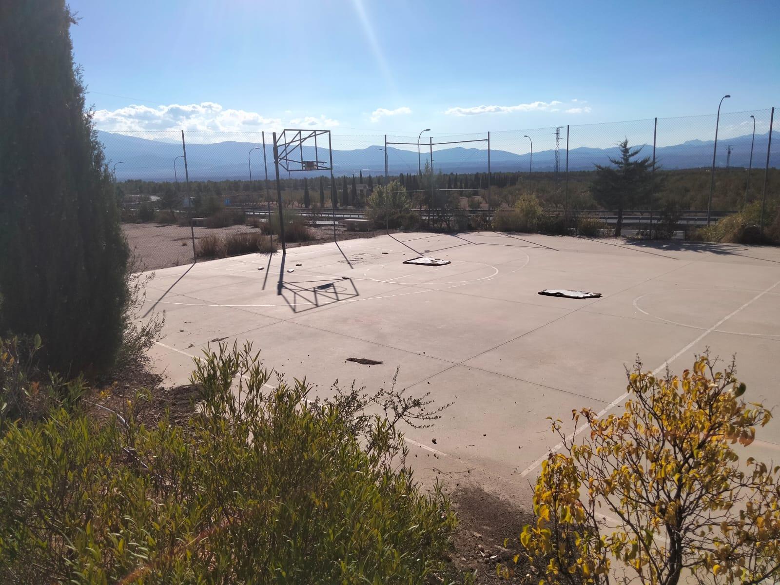 IU Guadix propone la recuperación y puesta en funcionamiento de las instalaciones deportivas de la ciudad