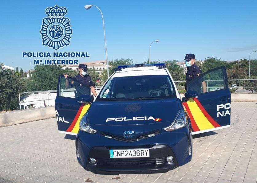 La Policía detuvo durante el mes de septiembre en Granada, Motril y Baza a 56 individuos huidos de la justicia
