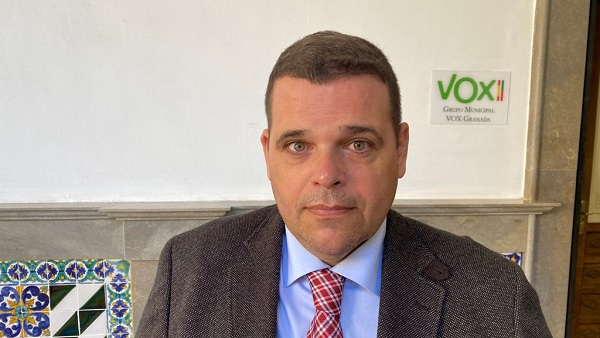VOX justificará sus asignaciones económicas ante la Intervención del Ayuntamiento de Granada