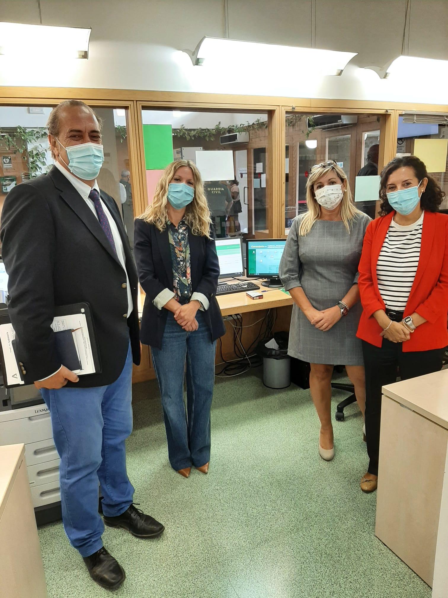 Justicia estrena el sistema de cita previa online en el Registro Civil de Santa Fe