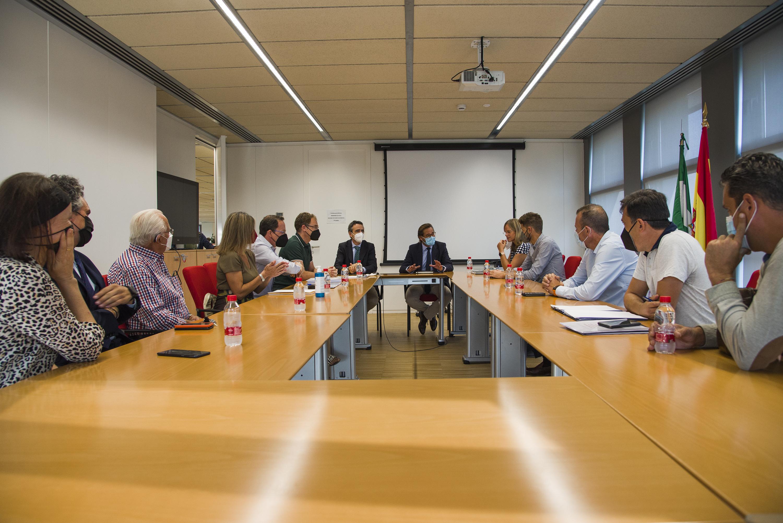 La Junta adjudica la redacción del proyecto del nuevo acceso a la Alpujarra para licitar las obras en el primer semestre de 2022