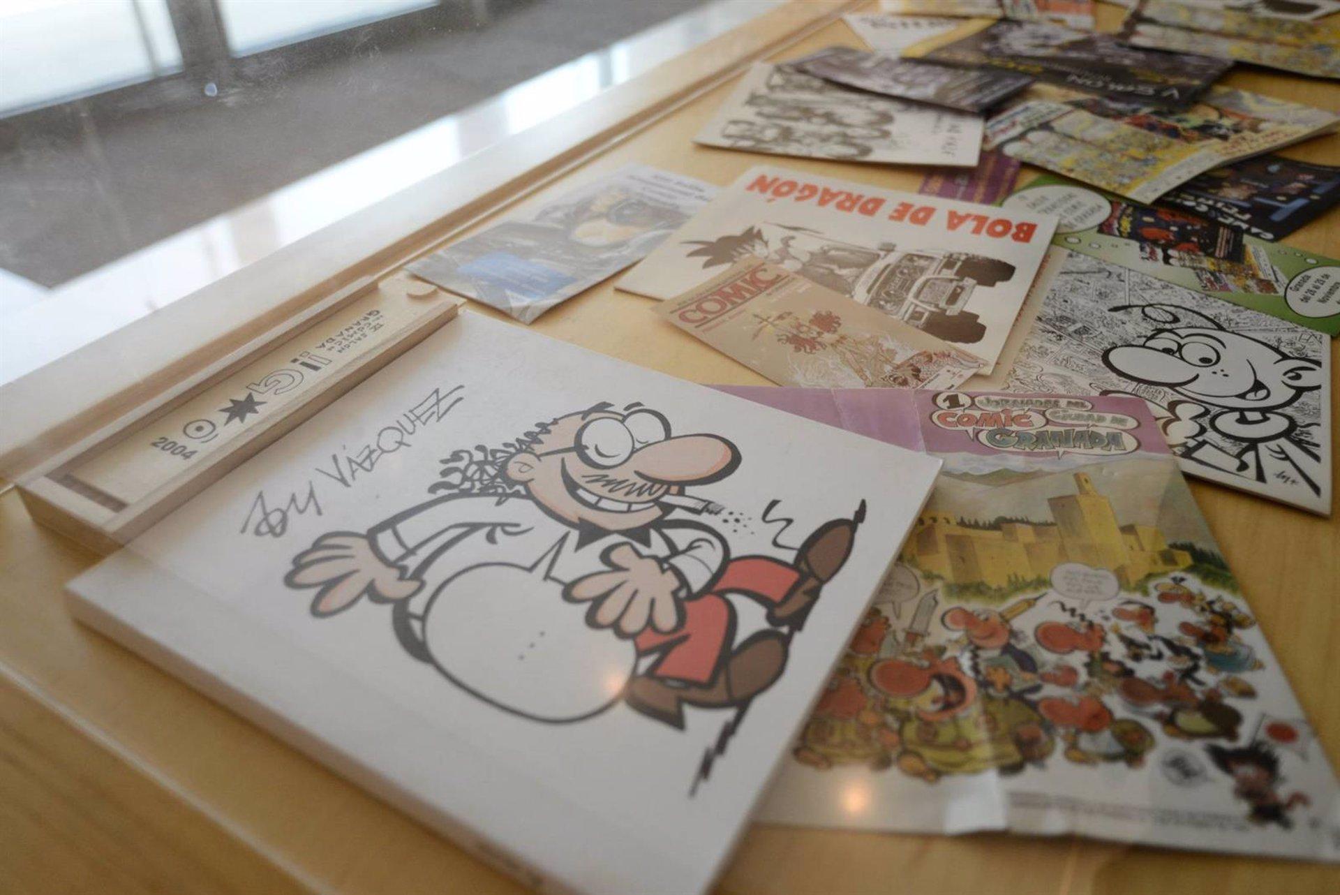 El Salón Internacional del Comic contará con más de 40 artistas invitados