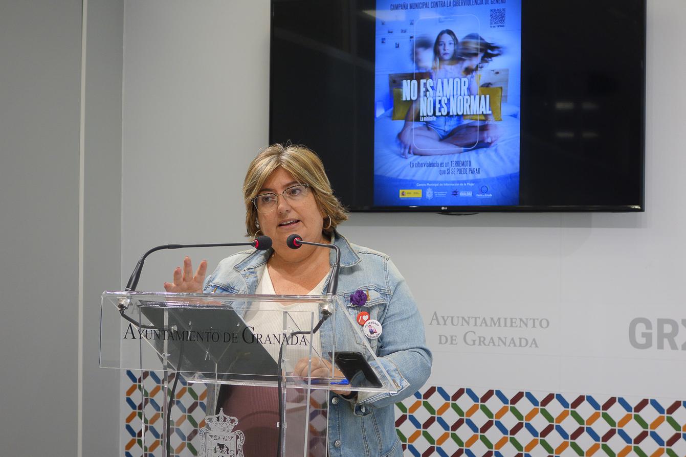 El Ayuntamiento relanza la campaña contra el acoso a las mujeres en redes