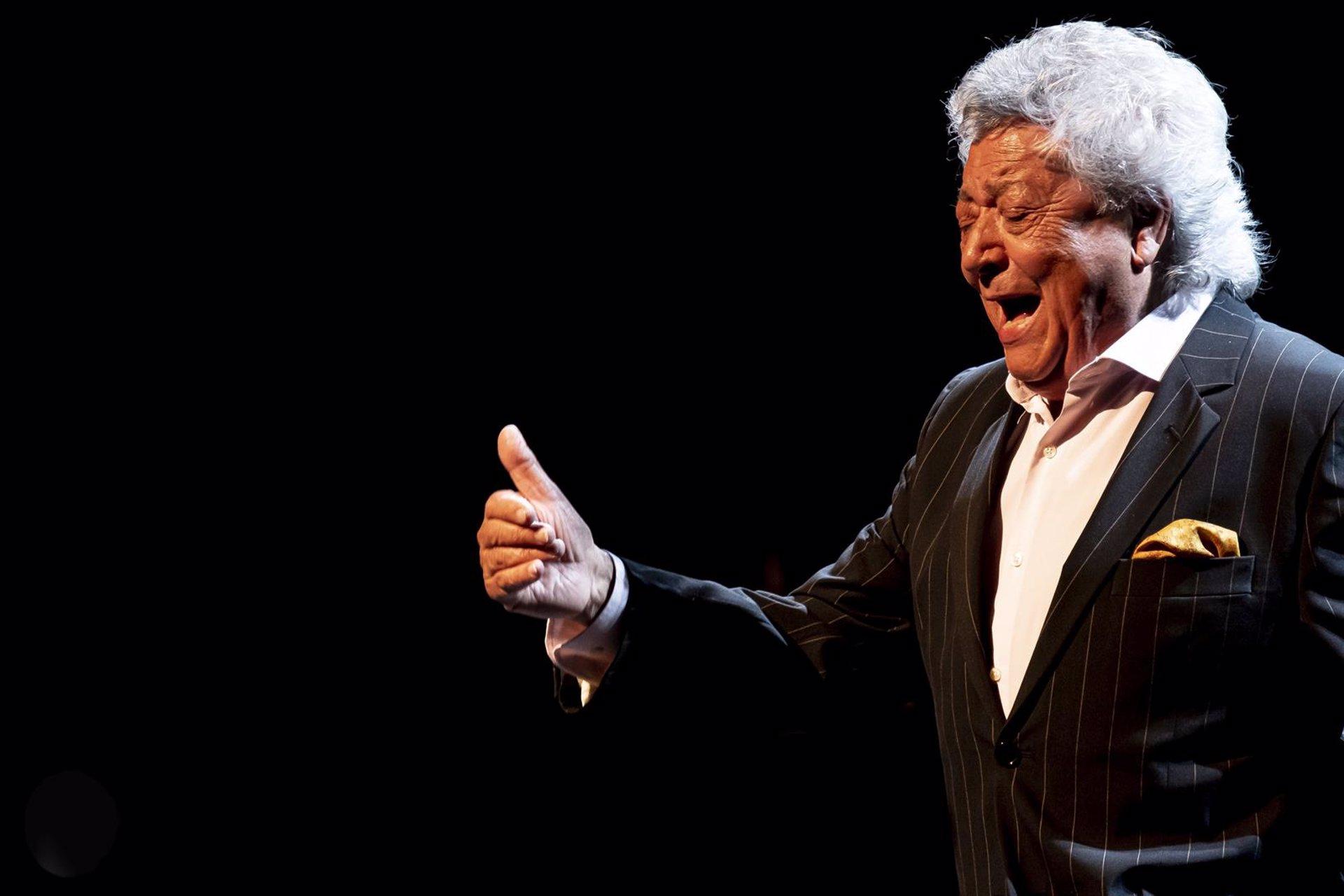 Pansequito abre el ciclo 'Flamenco Viene del Sur' en el Teatro Alhambra