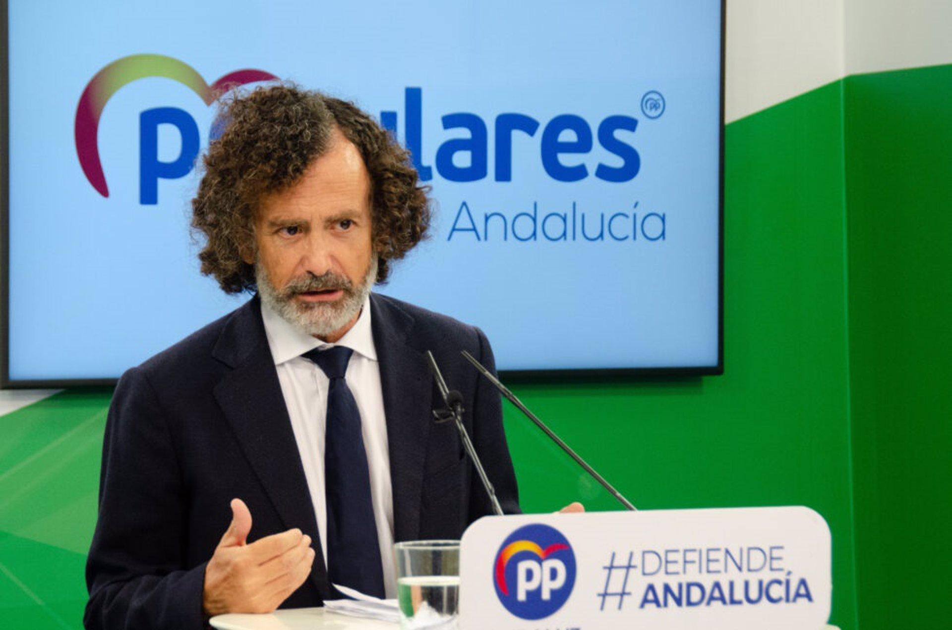PP-A: «Juanma Moreno prometió bajar los impuestos a los andaluces y lo estamos cumpliendo»