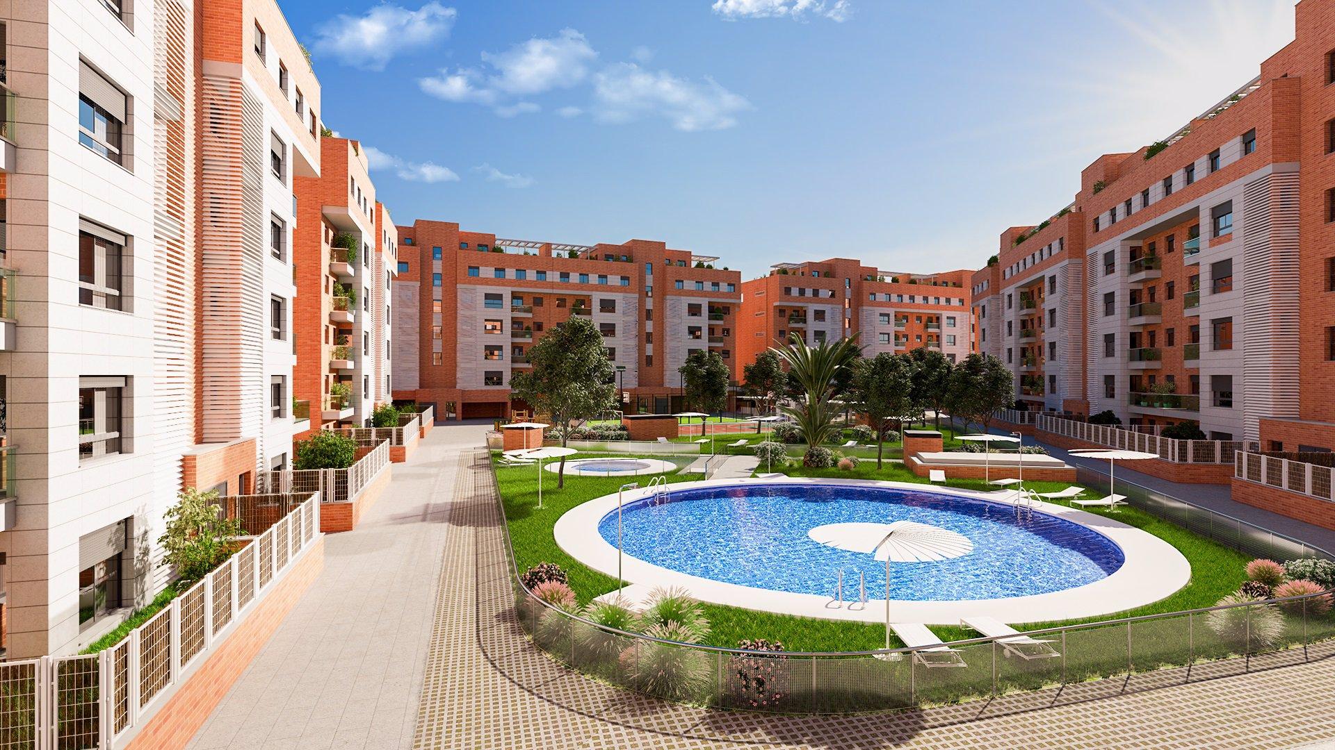 La compraventa de viviendas en Andalucía crece un 67% en agosto respecto al mismo mes del año anterior