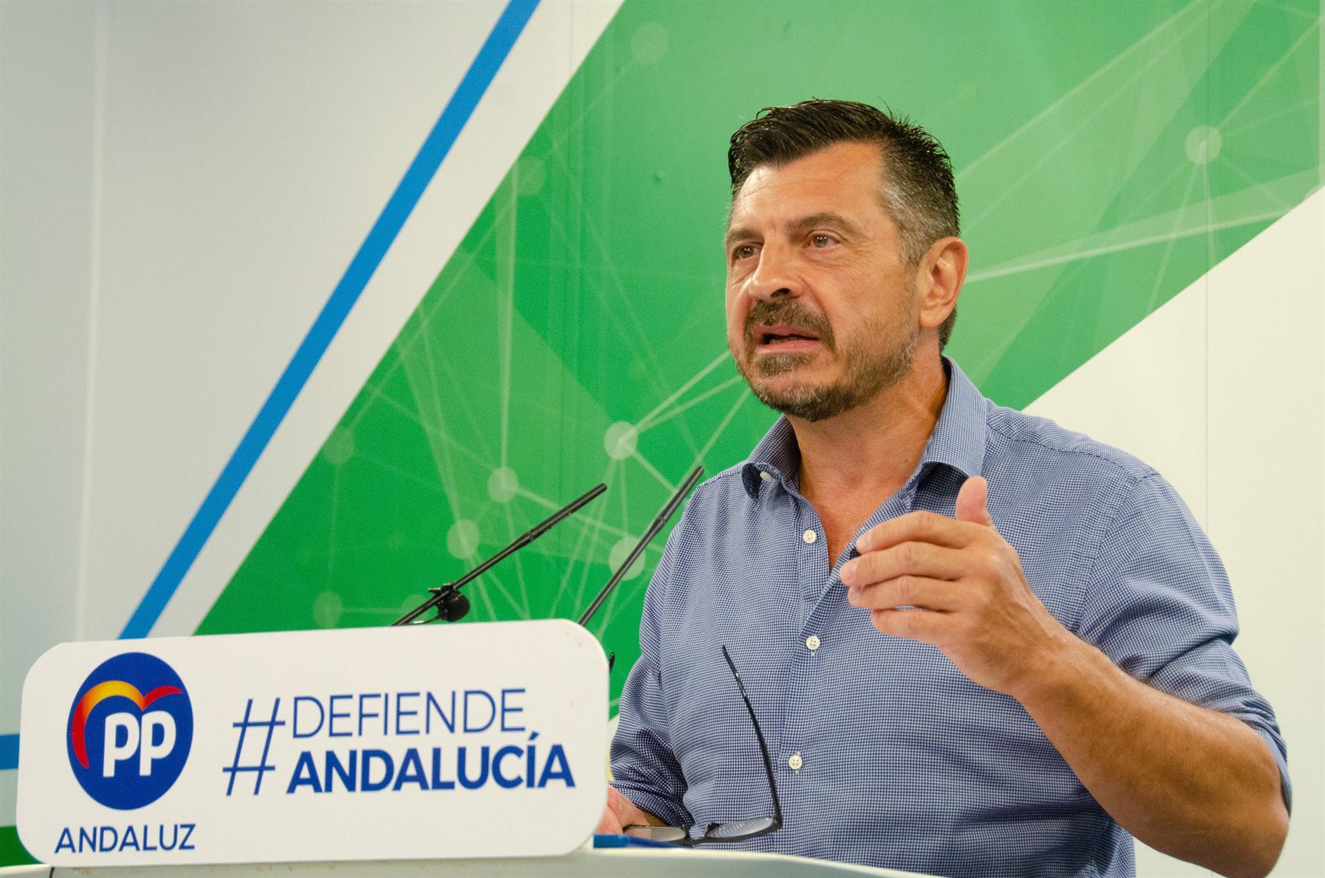 PP-A augura un «golpe a las competencias autonómicas» en el Congreso del PSOE para que CCAA «no puedan bajar impuestos»