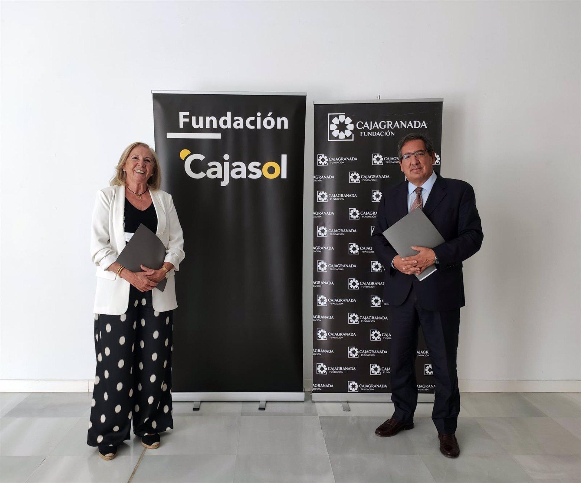 Fundación Cajasol y CajaGranada Fundación renuevan su alianza para impulsar actividades culturales