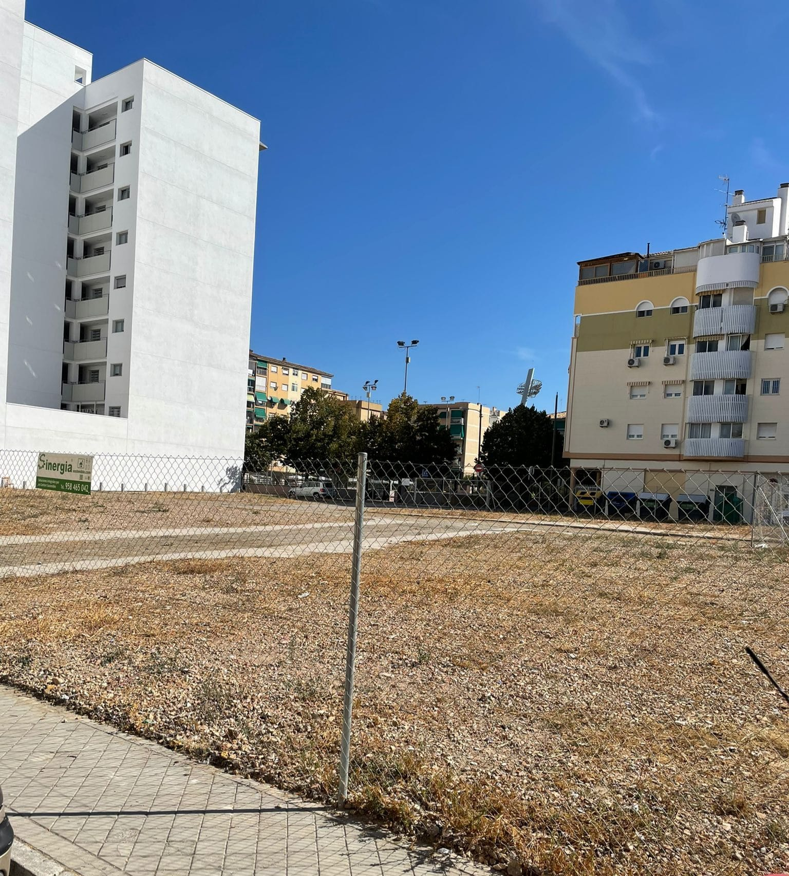La Junta remite al Ayuntamiento de Granada el acuerdo para rehabilitar Santa Adela