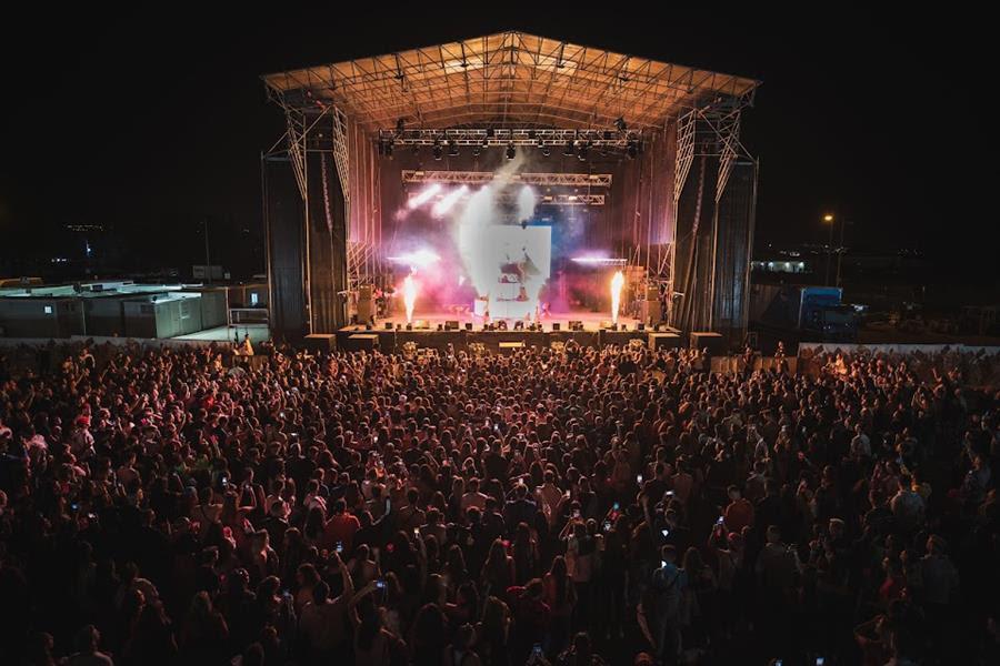 Granada Urbana congrega a 2.500 personas al ritmo de reggaeton