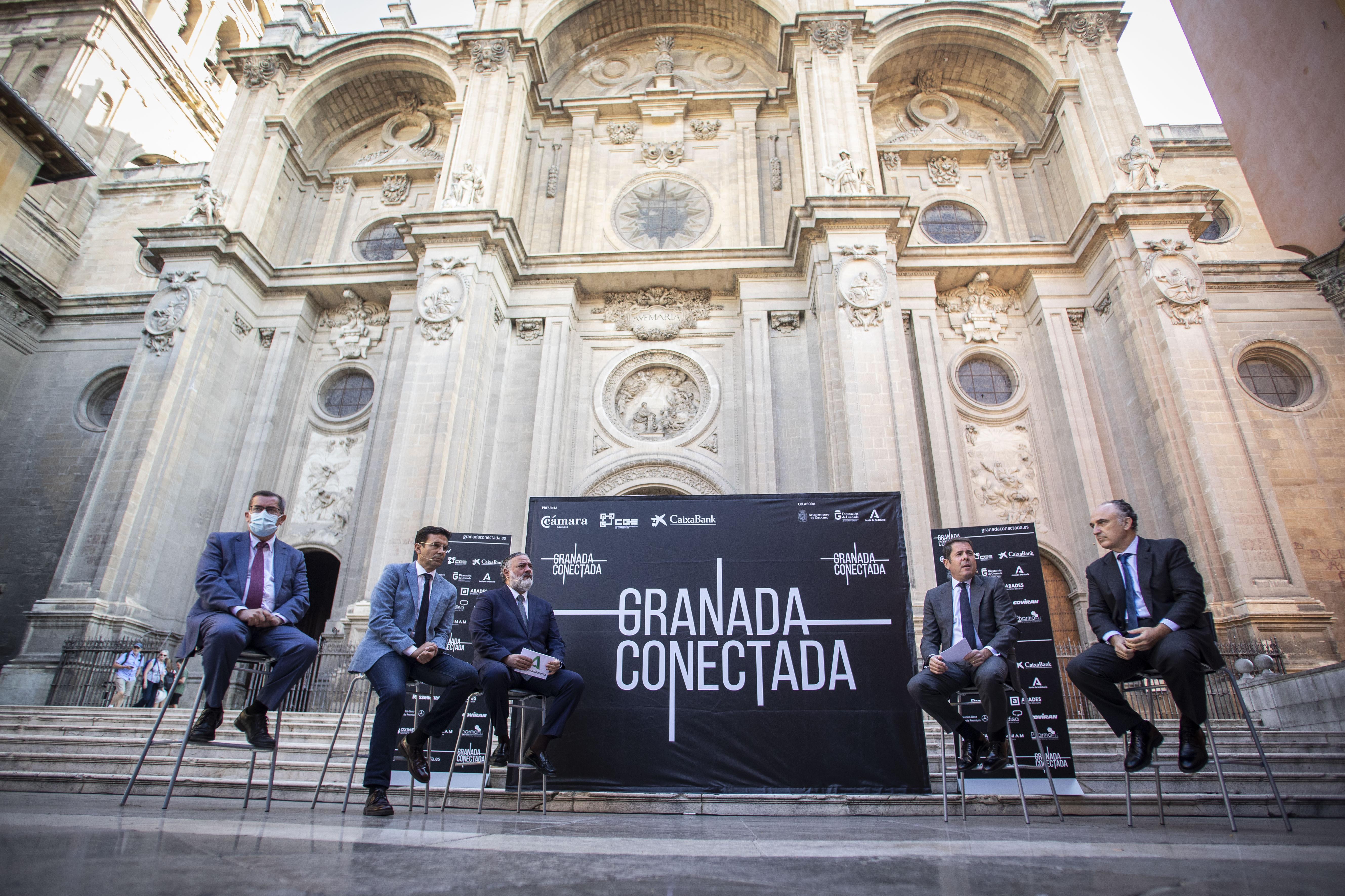 Nace GranadaConectada, un nuevo espacio para sumar en la construcción de un modelo de capital y provincia